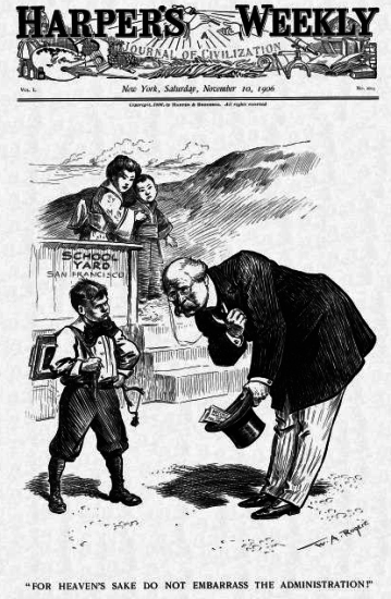 SanFranciscoSchoolBoardCartoon1906